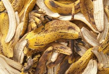Как сделать удобрение из банановой кожуры для комнатных растений?