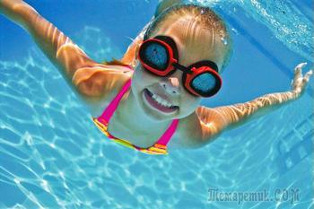 9 простых советов от профессиональных спортсменов, которые помогут научить ребенка плавать