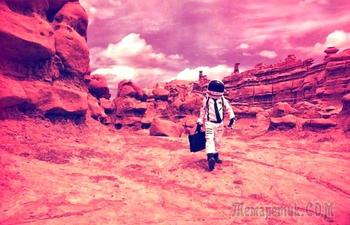 Марсианские теории заговора, в которые сложно поверить