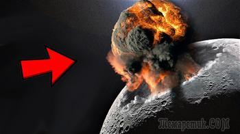 А, что будет если взорвать ядерную бомбу на луне?