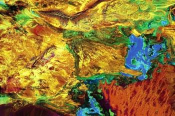 Восхитительные фото земной поверхности от NASA