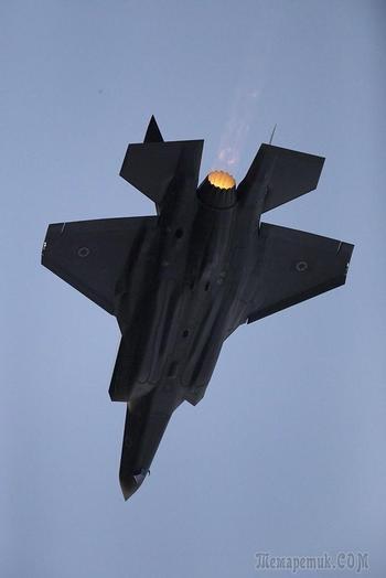Дуэль советских С-200 против американских F-35