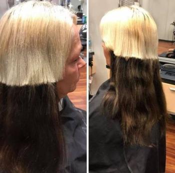 Необычные и причудливые причёски и стрижки