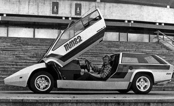 История создания самой знаменитой советской авто-самоделки «Панголина»