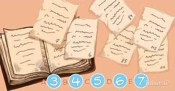Непростая головоломка: сколько страниц было вырвано из книги?