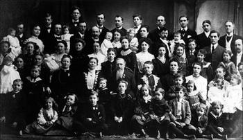 Самая большая семья в мире. От рекордов XVIII века до наших дней