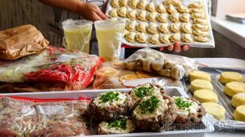 Заготовка еды на неделю / Восемь блюд для всей семьи