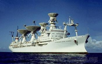 «Космонавт Юрий Гагарин» – флагман космического флота СССР