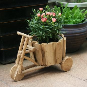 Декор цветочных горшков — фото идеи для украшения интерьера