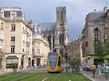 Франция - прекрасная лилия в букете европейских государств. Часть 1. Реймс - «город коронаций»