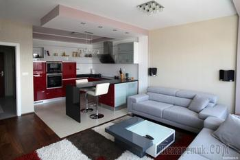 Современная квартира в Словакии