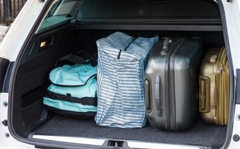 Как затолкать в багажник очень-очень много. 10 важных правил