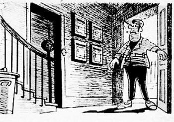 Головоломка «Дело об украденной почте»