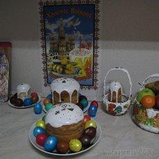 """Пасхальный сувенир """"Семейное счастье"""" МК"""