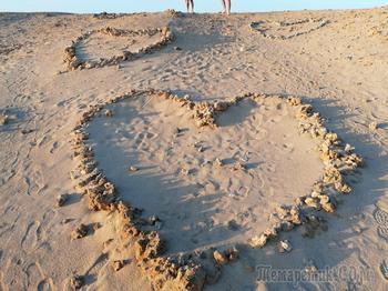 Зимние каникулы в Египте. Белое солнце пустыни, Красное море любви! Марса Алам