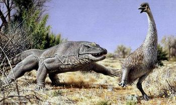 Чудовища наяву: вымершие виды, поражающие воображение