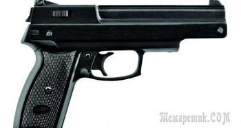 Пневматический пистолет Gamo AF-10 — неприхотливая компрессионная модель