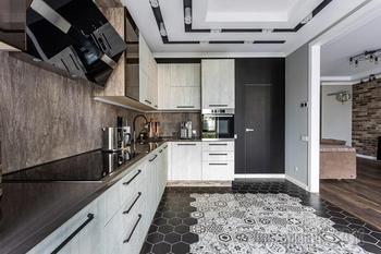 Как обустроить длинную кухню: лайфхаки и советы по дизайну