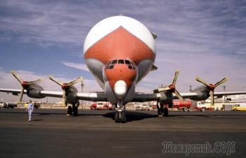 7 странных самолетов со всего мира, которые не мудрено принять за НЛО