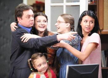 Уже совсем не «Папины дочки»: Как изменились герои популярного сериала