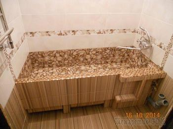Хендмейд-ванна для двоих