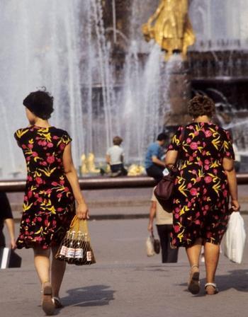 Москва - Сибирь - Япония, 1980 год