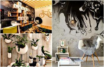 17 свежих тенденций оформления стен для тех, кто планирует косметический ремонт
