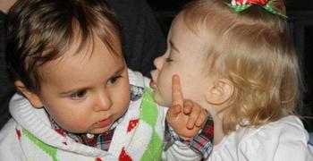12 смешных фото малышей