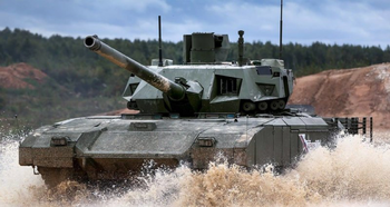 Если немцы сделают «Леопард-3», успех «Арматы» останется в прошлом
