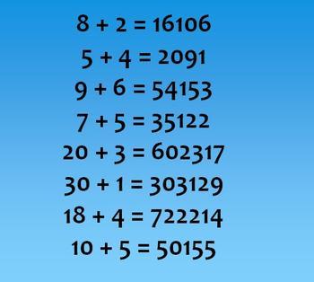 Если у вас получится решить эту задачку, значит, вы — гений!