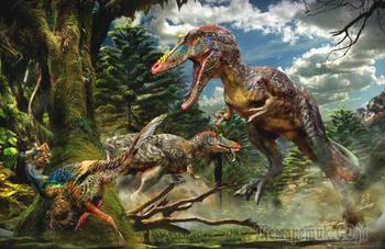 10 недавно обнаруженных видов ископаемых ящеров