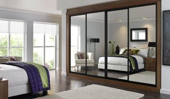 3 правила размещения зеркал в спальне