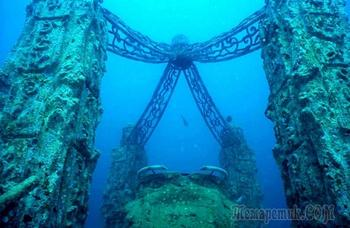 Древние города, которые поглотила морская пучина