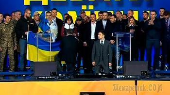 Дебаты поставили Порошенко и Зеленского на колени