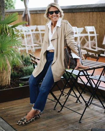 5 модных блогеров старше 50-ти лет в Instagram