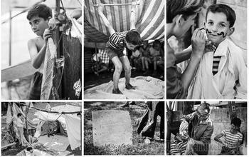 Фотограф Джек Шарп - уличные снимки середины ХХ века, оцифрованные внуком фотографа.