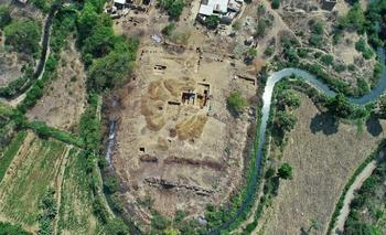 Археологи обнаружили в Перу загадочный мегалитический храм