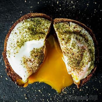 Завтрак за 5 минут — яйцо пашот.