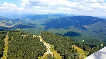 Горные курорты Болгарии 3. Пампорово - солнечный горный рай