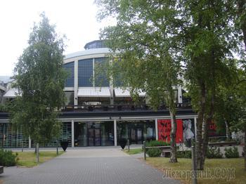 Эстония – мал золотник, да дорог. Часть 2. Морской музей «Леннусадам»