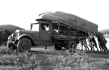 Переходим эту реку вброд: советские военные комплексы для форсирования рек