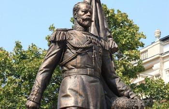За какие заслуги в столице Сербии установили памятник русскому царю Николаю II