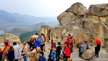 Осенняя экскурсия в Болгарии. 3. Перперикон - старше Египетских пирамид
