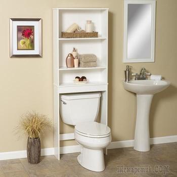 Идеи декора ванной комнаты, которые помогут сделать её уютной и стильной