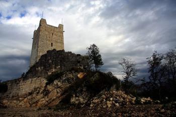 Анакопийская крепость: место, где замерла история