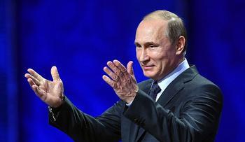 Фильм о могучем Путине восхитил Запад