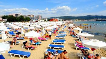 Болгарское побережье Черного моря 36. Солнечный берег, или когда количество разрушает качество. 1-я часть