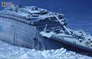 Титаник: тогда и сейчас