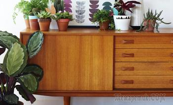 30 причин полюбить мебель в стиле ретро
