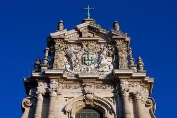 Архитектура Фландрии 17 век барокко